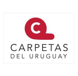 carpetas del uruguay logo